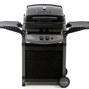 Sochef G20512 Saporillo Barbecue, Nero/Grigio