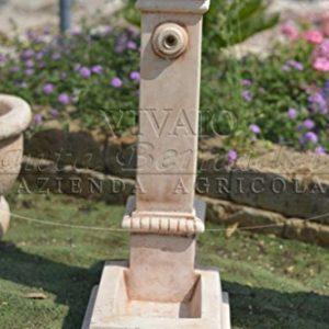 Fontana in Cemento da Giardino Fontana Emon Piccola - H cm 80