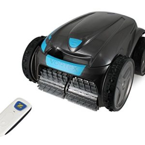 c0fed35b Zodiac Robot automatico per piscina Vortex OV 3505 Tile, Fondo/pareti e  linea d'acqua, Telecomandato, Ruote speciali per piastrelle,  Grigio/Azzurro, ...