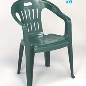Sedie di Plastica