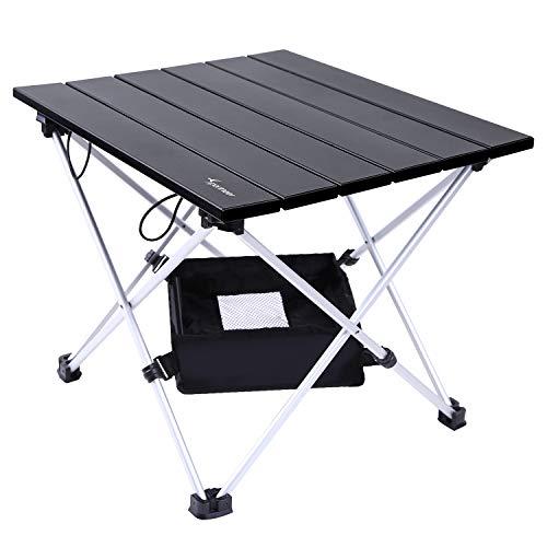 Tavolo A Valigetta Campeggio E Outdoor.Sportneer Tavolo Da Campeggio Leggero Pieghevole In Alluminio